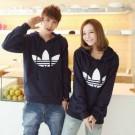 Adidas Blue Couple Remaja Trendy