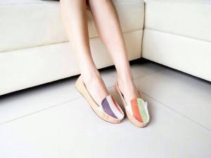 Flat Shoes Bianglala Sepatu Casual Wanita