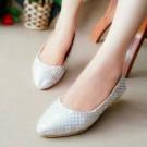 Flat Shoes Sepatu cewek JKY31 Putih