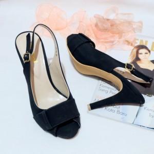 High Heels FD12 Sepatu Sandal Tali Formal Casual