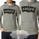 Levis Jumper Hoodie Fleece