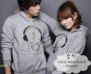 Mysty Walkmand Couple
