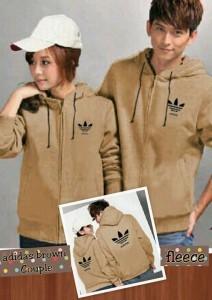 Adidas Brown Couple